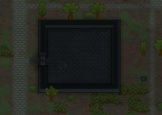 Создание холодной комнаты в Rimworld