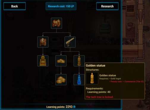 Создание украшений из золота в Cryofall