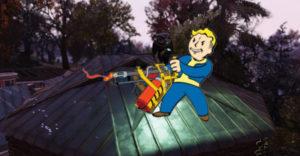 Расширенный совет Fallout 76 CAMP: как строить пересекающиеся крыши