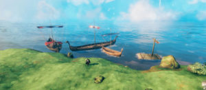 Все 4 корабля в Valheim и как их сделать