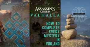 Assassin's Creed Valhalla: как раскрыть все тайны Винланда