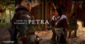Assassin's Creed Валгалла: Как полюбить Петру