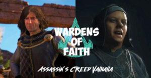 Assassin's Creed Валгалла: местонахождение членов Ордена из отделения Стражей веры