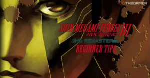 Советы для новичков для Shin Megami Tensei 3 Nocturne HD