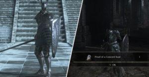 Dark Souls 3: Как фармить Доказательство сохраненного согласия