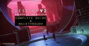 Destiny 2: Beyond Light — полное руководство и пошаговое руководство