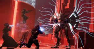 Destiny 2: как вызвать гоблина с добычей Override, сетевая аномалия