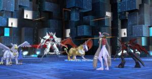 Digimon Story Cyber Sleuth: как улучшить память о вечеринках