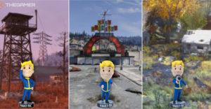 Fallout 76: Руководство по локациям Bobblehead
