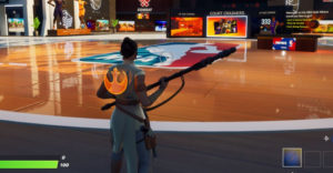 Fortnite: как решить проблему творческого центра НБА