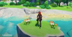 Genshin Impact: локации и маршруты выращивания каллы