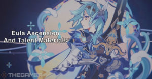 Genshin Impact: Эола Ascension и материалы о талантах