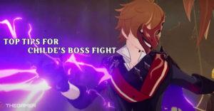 Genshin Impact: главные советы по борьбе с боссом Чайлда