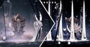 Руководство по боссу Hollow Knight: Чистый сосуд