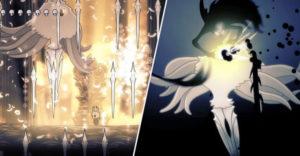 Руководство по боссу Hollow Knight: The Radiance
