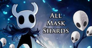 Hollow Knight: как получить каждый осколок маски