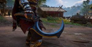 Как найти костяной серп в Assassin's Creed Valhalla: Wrath of the Druids