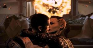 Как влюбиться в Джека в Mass Effect 3