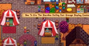 Как выиграть конкурс выставок ярмарки Stardew Valley Fair Grange