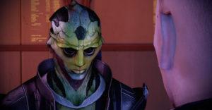 Mass Effect 2: как завершить миссию лояльности Тейна