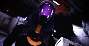 Mass Effect 2: Как полюбить Тали