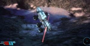 Mass Effect: как управлять мако