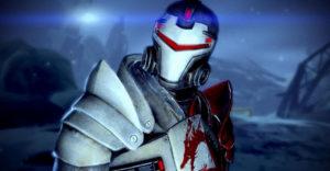 Mass Effect Legendary Edition: как получить броню кровавого дракона