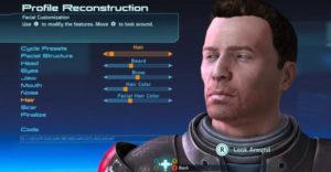 Mass Effect Legendary Edition: как использовать коды лиц