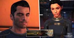 Mass Effect: следует ли спасти Эшли или Кайдана на Вирмире?
