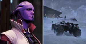 Mass Effect: где найти все сочинения азари