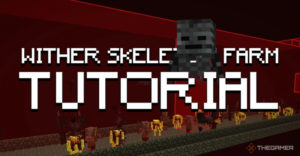 Майнкрафт: Как сделать ферму скелетов-иссушителей