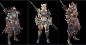 Monster Hunter Rise: лучшая броня, рейтинговая