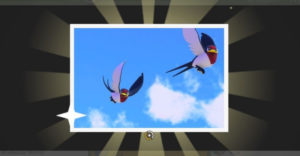 Новый Pokemon Snap: Гайд по запросу Flying Startle