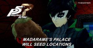 Persona 5 Royal: Дворец Мадараме засадит локации