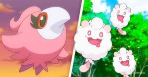 Pokemon GO: как эволюционировать, Spritzee и Swirlix