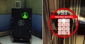 Prey: все коды безопасности в игре