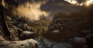 Resident Evil 8 Village: все локации надворных домов