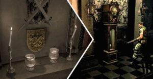 Resident Evil: как решать головоломки с эмблемами
