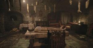 Resident Evil Village: как найти код от двери Беневьенто
