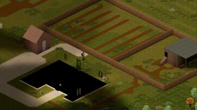 Небольшой фермерский дом в Риверсайде