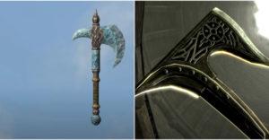 Skyrim: 10 лучших боевых топоров