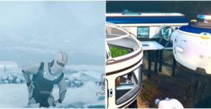 Subnautica: Below Zero — Как построить базу на суше