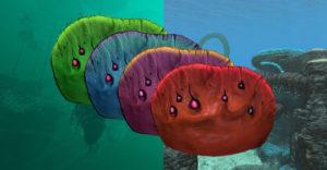 Subnautica Below Zero: где найти кораллы-столовые