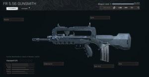 Warzone: лучшая экипировка, снаряжение и перки FR 5.56