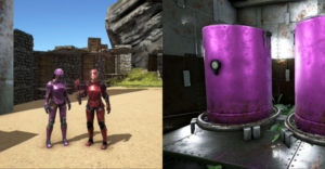 Ark Survival Evolved: как сделать краску (и различные цвета)