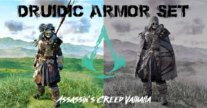Assassin's Creed Valhalla Wrath Of The Druids: как получить комплект друидской брони