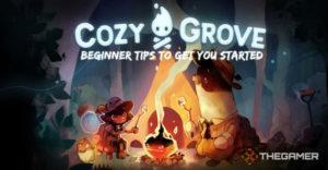 Руководство Cozy Grove: советы для начинающих, чтобы вы начали
