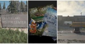 Days Gone: где найти все открытки с кратерным озером