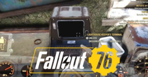 Fallout 76 Взломать Терминал – Расположение и уровни терминалов