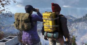 Fallout 76: как получить рюкзаки (и для чего они нужны)